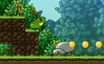 Играть онлайн Лягушка бродилка бесплатно