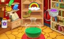 Играть онлайн Волшебная помада и лягушка бесплатно