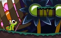 Играть онлайн Бродилка с жабой бесплатно