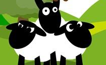 Играть онлайн Стадо овечек бесплатно