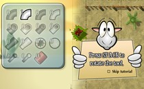 Играть онлайн Направь овечку бесплатно