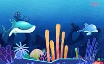 Играть онлайн Бродилка с дельфином бесплатно