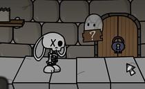 Играть онлайн Некро-кролик бродилка бесплатно