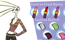 Играть онлайн Модная крольчиха бесплатно