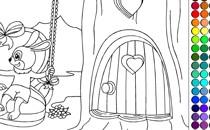 Играть онлайн Рисовалка кроликов бесплатно