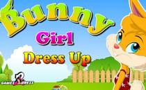 Играть онлайн Одевалка зайцев бесплатно