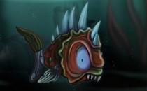 Играть онлайн Рыбки в атомном море бесплатно