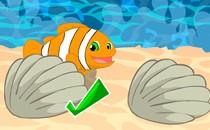 Играть онлайн Найди рыбку бесплатно