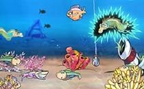 Играть онлайн Поиск предметов в аквариуме с рыбками бесплатно