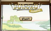 Играть онлайн Экспресс судоку бесплатно