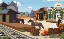 Играть онлайн Лего одинокий рейнджер бесплатно