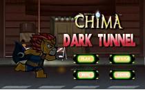 Играть онлайн Лего Чима темный туннель бесплатно