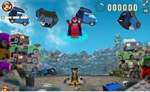 Играть онлайн Лего супер герой бесплатно