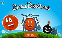 Играть онлайн Красный шар 6 бесплатно