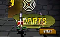 Играть онлайн Необычный дартс бесплатно