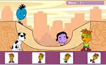 Играть онлайн Прыжки на роликах бесплатно