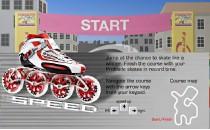 Играть онлайн Скоростные ролики бесплатно