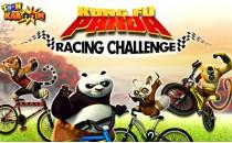 Играть онлайн Гонки Кунг Фу Панда бесплатно