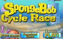 Играть онлайн Гонки на велосипедах бесплатно