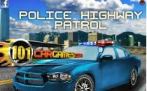 Играть онлайн Гонки на полицейских машинах бесплатно