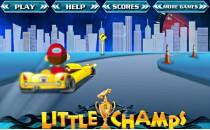 Играть онлайн Гонки на экстрим машинках бесплатно