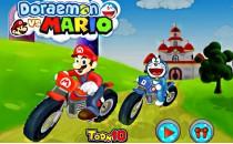 Играть онлайн Гонки на мотоциклах бесплатно