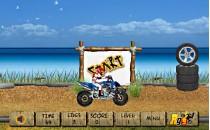 Играть онлайн Гонки на квадроцикле скачать бесплатно