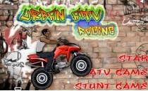 Играть онлайн Гонки на квадроцикле для мальчиков бесплатно