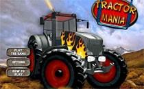 Играть онлайн Гонки на тракторах для мальчиков бесплатно