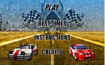 Играть онлайн Гонки на машинах по грязи бесплатно