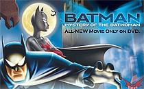 Играть онлайн Таинственная истории девушки Бэтмен бесплатно