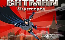 Играть онлайн Бэтмен поднимается в небо бесплатно