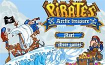 Играть онлайн Пираты Карибского Моря собирают сокровища бесплатно