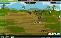 Играть онлайн Пираты Карибского моря сражаются с военными бесплатно