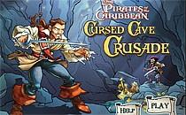 Играть онлайн Пираты Карибского моря в пещере сокровищ бесплатно
