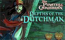 Играть онлайн Пираты Карибского моря в трюме Летучего Голландца бесплатно