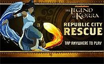 Играть онлайн Аватар Легенда о Корре: Побег бесплатно