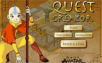 Играть онлайн Аватар создаёт загадки бесплатно