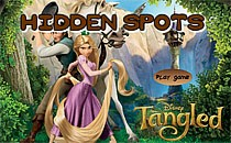 Играть онлайн Принцесса Рапунцель бесплатно