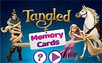 Играть онлайн Рапунцель запоминает карты бесплатно