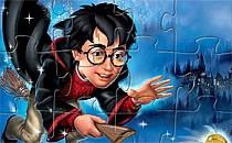 Играть онлайн Гарри Поттер: пазл бесплатно
