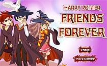 Играть онлайн Гарри Поттер - Друзья навсегда бесплатно