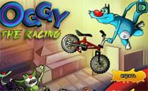 Играть онлайн Компьютерные гонки для детей бесплатно