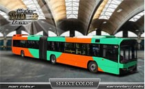 Парковки на автобусах онлайн о игры
