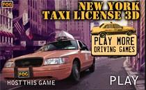 Играть онлайн Парковка такси 3D бесплатно