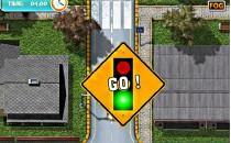 Играть онлайн Парковка с рулем бесплатно