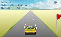Играть онлайн Гонки на такси бесплатно
