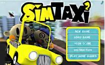 Играть онлайн Такси по городу бесплатно