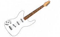 Играть онлайн Курсы зрелище в гитаре бесплатно