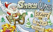 Играть онлайн в игру Дед Мороз собирает подарки бесплатно